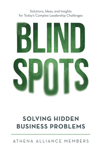 Blind Spots, Book Cover